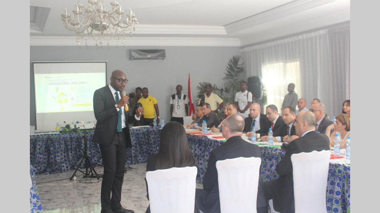 Affaires : Des investisseurs libanais en prospection au Gabon