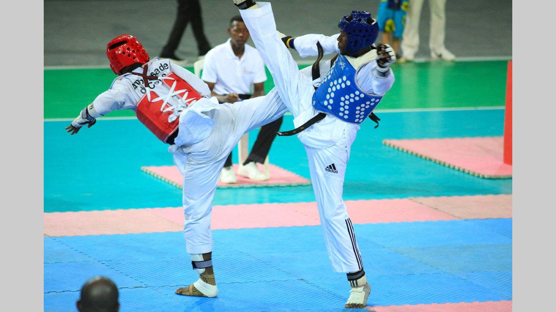 Taekwondo : La DGDI nettement au-dessus de la mêlée