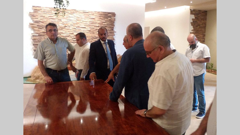 Investissements : Cinq entreprises libanaises prêtes à s'implanter à la Zerp de Nkok