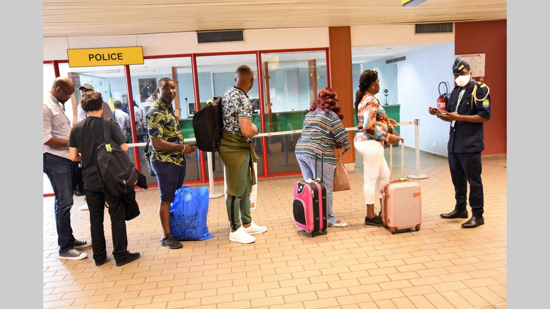 Coronavirus : Le Gabon sécurise ses frontières...