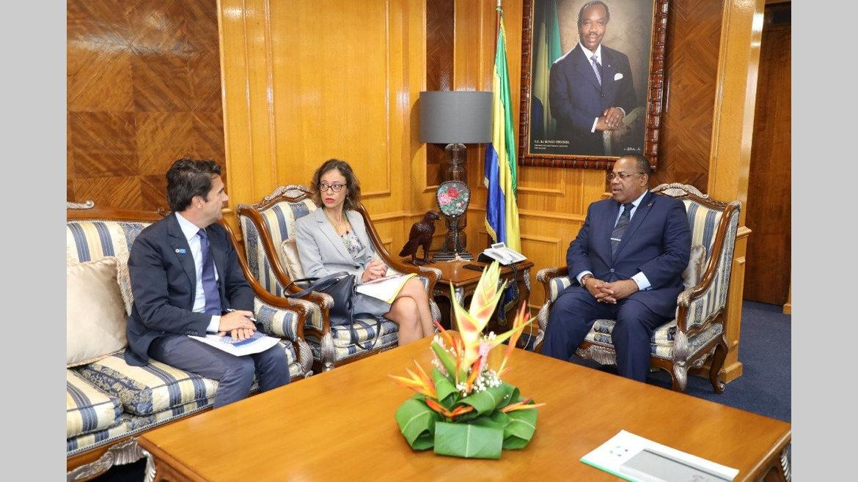 Investissement : La BEI intéressée par l'environnement économique gabonais