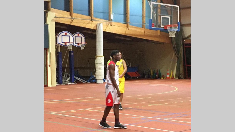 Basket : Focus sur Pierre-Steeve Ledaga Ambounda