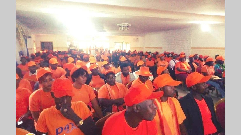 PDS Estuaire : Les nouveaux responsables prennent leurs fonctions