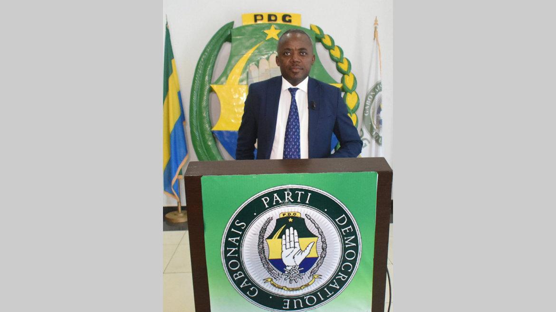 PDG : Dodo Bounguendza prône l'esprit d'équipe