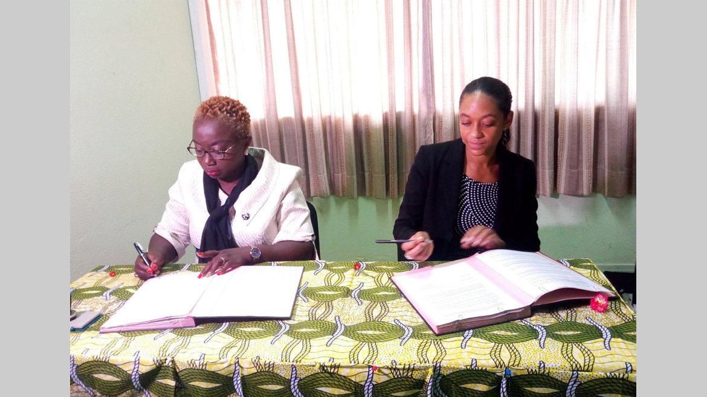 Employabilité : L'IST et Canal +Gabon partenaires