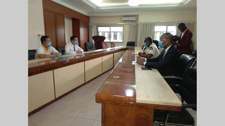 Covid-19 : Le Gabon s'instruit auprès de la Chine