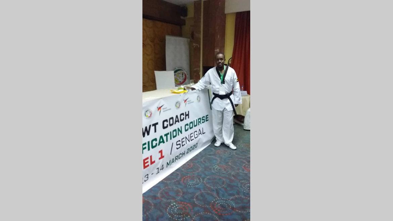 Taekwondo : Me Salia Nze Ouattara attend les retombées