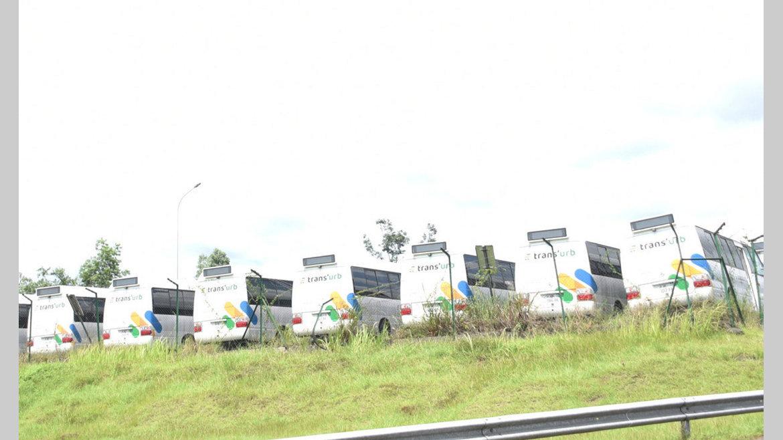Covid-19 : Aucun bus de Trans'urb hier dans les rues de Libreville