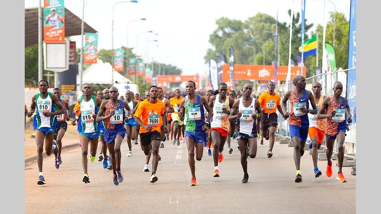 Athlétisme : Le 10 km de Port-Gentil 2020 se courra à une date ultérieure