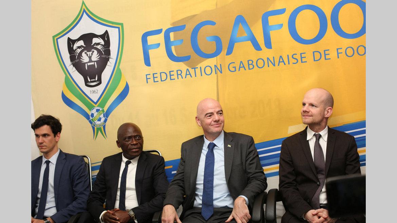 : Subvention de 300 millions de la Fifa à la Fégafoot