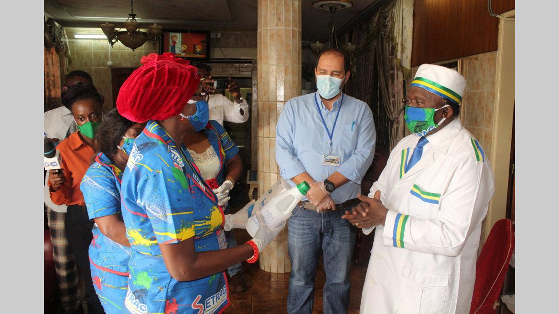 Santé : Setrag au chevet des enfants drépanocytaires