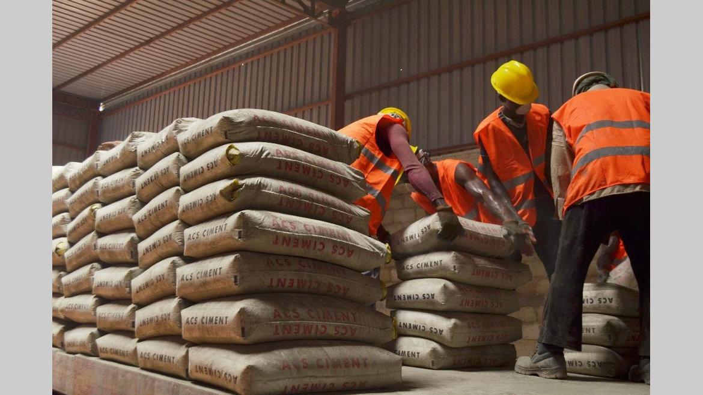 Ciment : la production en hausse de 10 % en 2019