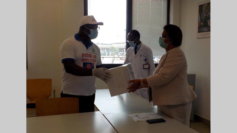 Covid-19 : la Société de patrimoine en soutien aux structures hospitalières