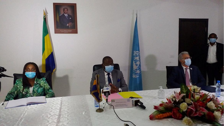 Enseignement à distance : l'Unesco apporte son expertise au Gabon