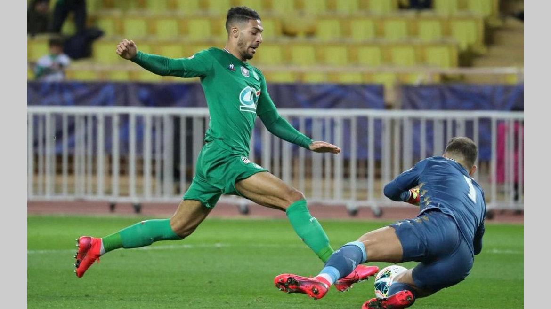 Football : Denis Bouanga également courtisé en Premier League