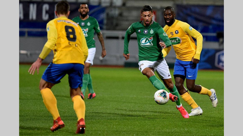 Football : Rennes passe à l'offensive pour Bouanga