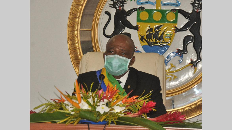 Assemblée nationale : Faustin Boukoubi satisfait du travail abattu