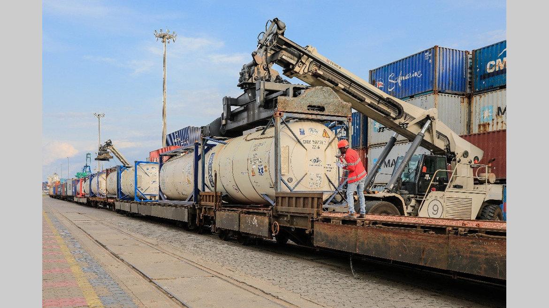 Setrag : la nouvelle flotte de wagons-citernes opérationnelle