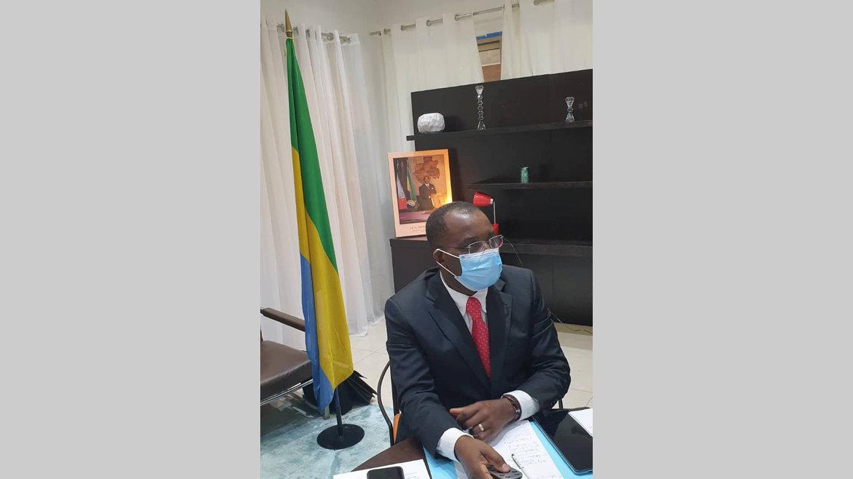 """Entretien : """"Le Gabon, en tant que membre de l'Opep, a souscrit à cette réduction volontaire de production"""""""