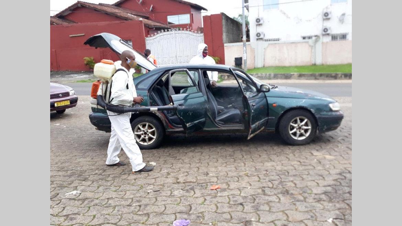 """Sensibilisation : le Collectif des jeunes citoyens du Gabon lance """"Action Covid-19"""""""