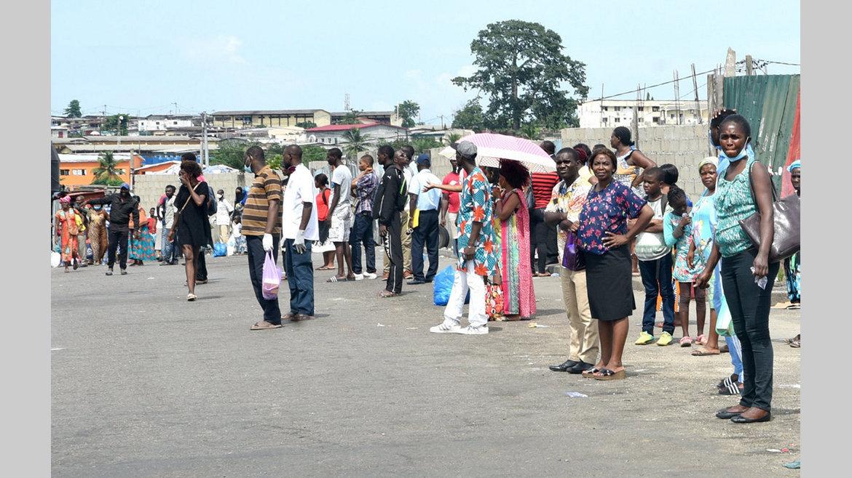 Covid-19 au Gabon : trois jours consécutifs à moins de 100 cas