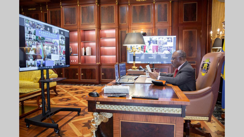 Sommet extraordinaire Chine-Afrique sur le Covid-19 : les chefs d'État rallument la flamme de l'espoir