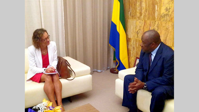 UE : prête à accompagner la mairie de Libreville