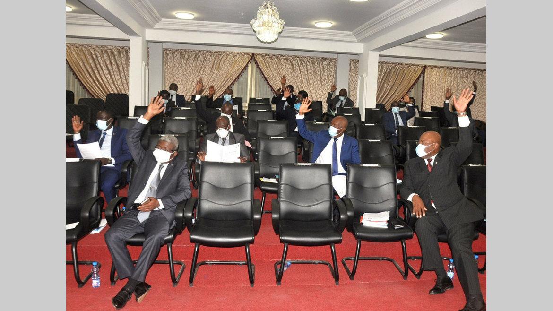 Parlement : clôture de la session des lois ce mardi
