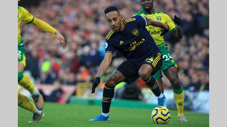 Football : Aubameyang fixe ses conditions pour rester à Arsenal
