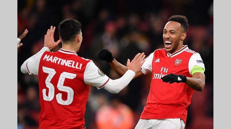 Football : Aubameyang devrait poursuivre son bail avec Arsenal