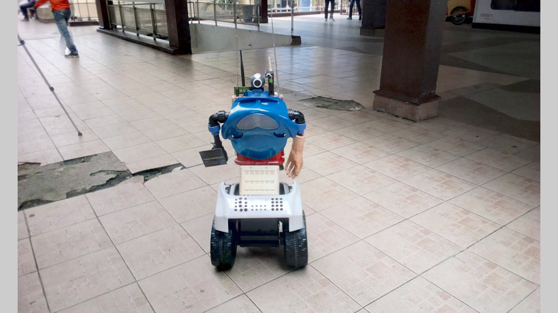 Robotique : l'invention à encourager d'un jeune gabonais