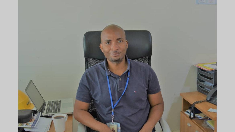 """Jean Ondo Ella : """"Le bureau directeur est là pour donner aux joueurs ce dont ils ont besoin"""""""