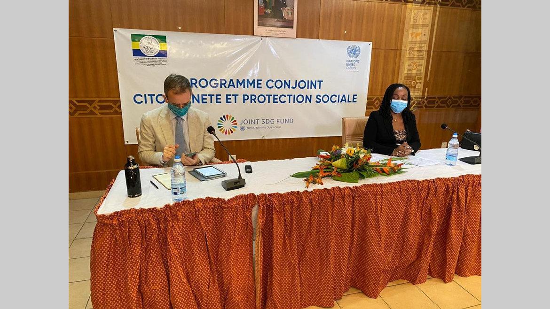 Citoyenneté et protection sociale : un programme d'aide aux Gabonais dépourvus d'actes de naissance