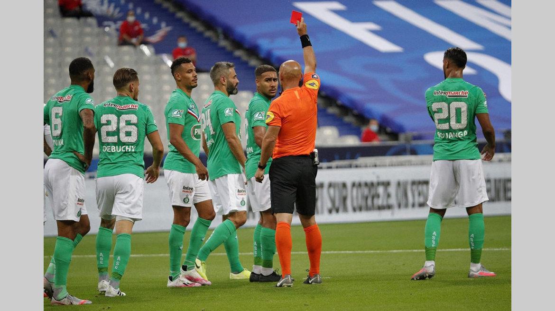 Finale de la Coupe de France : belle prestation deBouanga malgré la défaite