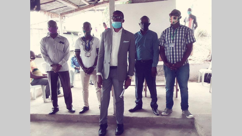 Transport terrestre : organiser la zone tampon du PK-12 de Libreville