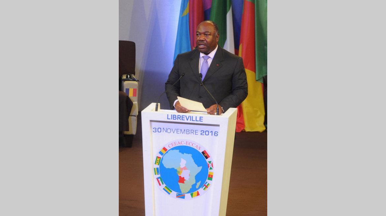 CEEAC : Ali Bongo Ondimba artisan principal de la réforme