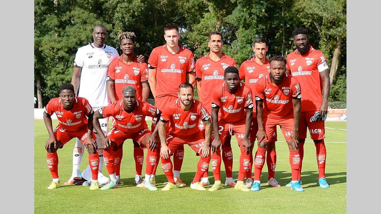Football : Ecuele Manga et Didier Ndong en piliers du DFCO