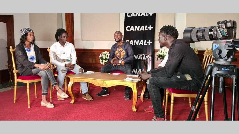 Télévision : 60 minutes de slam pour célébrer le Gabon