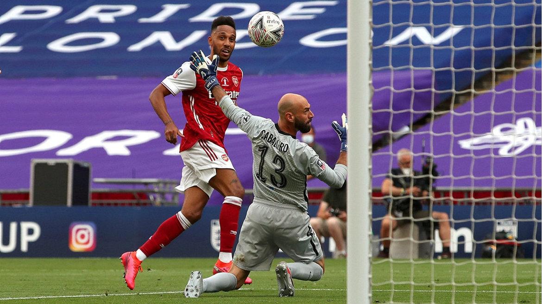 Football : aux Gunners la FA Cup 2020, à Aubameyang la postérité