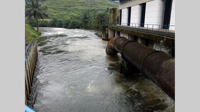 SEEG : la puissance des barrages de Kinguélé-Tchimbélé