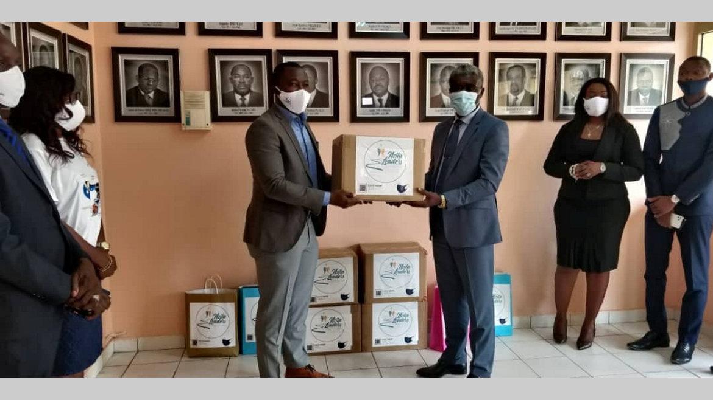 Covid-19 : des masques pour le ministère de l'Intérieur