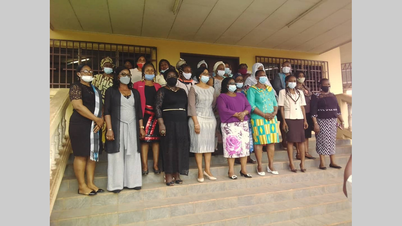 Woleu-Ntem : les femmes remercient le chef de l'État