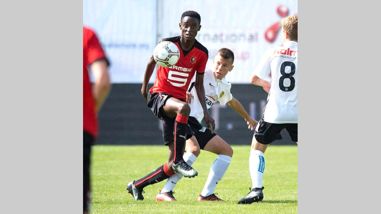 U19 de Rennes : bon début de préparation pour Alan Do Marcolino