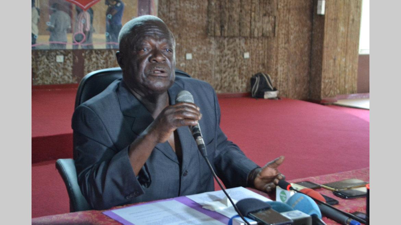 CLR : Jean-Boniface Assele rappelle à l'ordre la déléguée générale