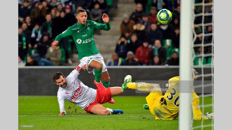 """Football : Everton et l'AC Milan en course pour """"s'arracher"""" Bouanga"""