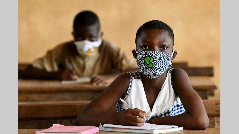 OMS : pour le port du masque dès l'âge de 12 ans