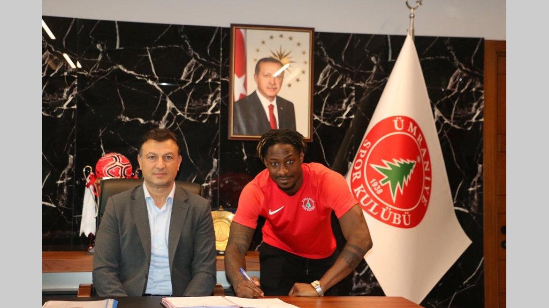 Football : Ulrich-Kévin Mayi file en Turquie