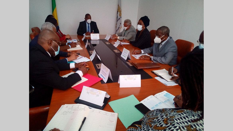 Mairie de Libreville : présenter la situation de l'heure et dresser les perspectives