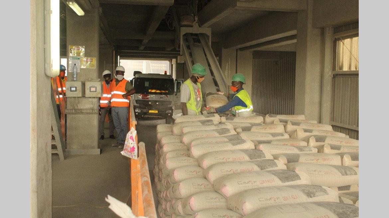 CIMAF : une nouvelle ligne portera la production à 850000 tonnes l'an