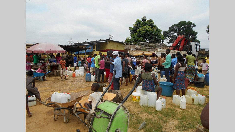 SEEG : comment combler les besoins en eau dans l'arrière-pays?